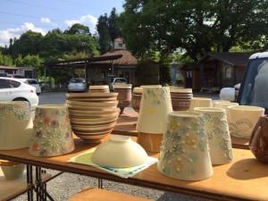 藤野 陶器市